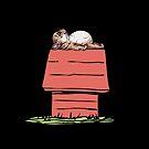 French Bulldog House by Huebucket