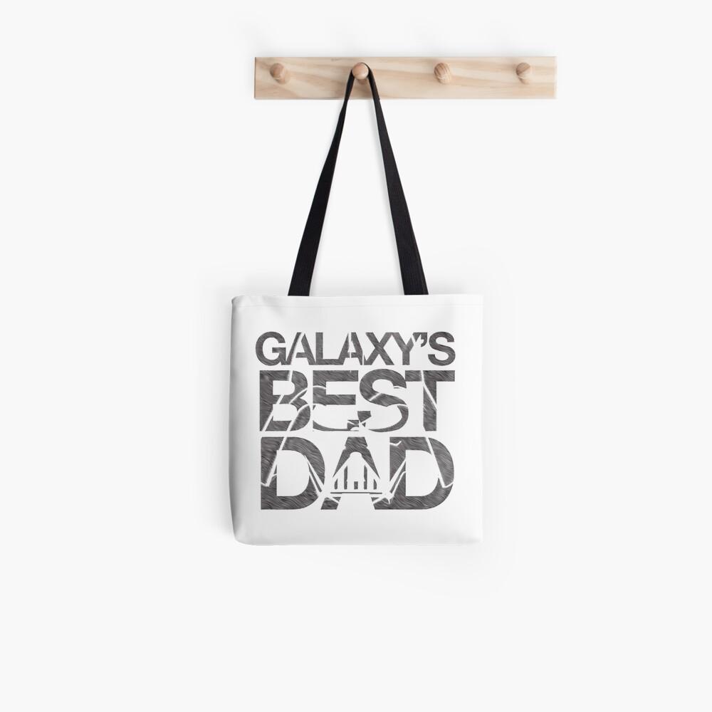Galaxy's bester Papa Tote Bag