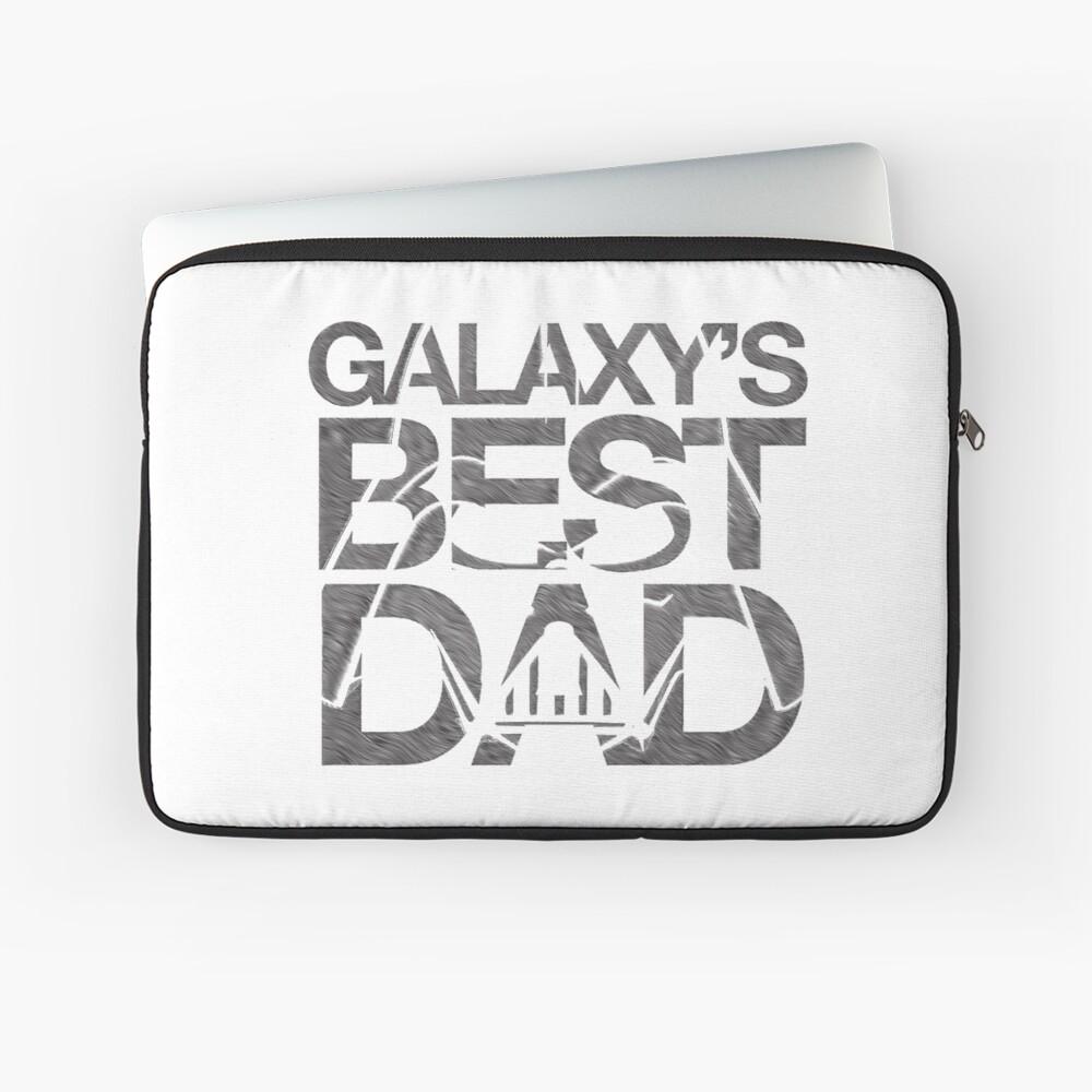 Galaxy's bester Papa Laptoptasche