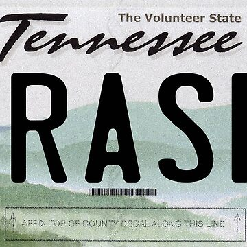 Tennessee Trash by shanghaijinks
