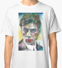 BORIS PASTERNAK - watercolor portrait.1 Classic T-Shirt