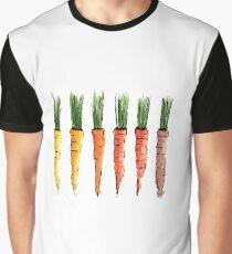 Happy carrots Graphic T-Shirt