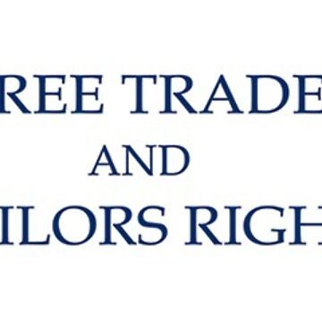 Free trade and sailors' rights by rjburke24