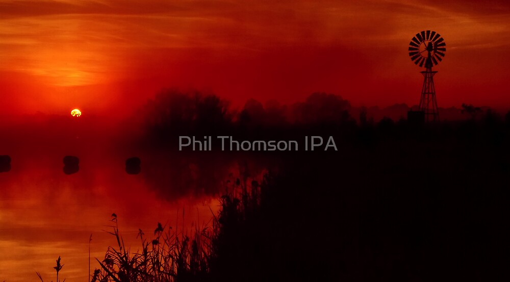 """Barwon Sunrise"" by Phil Thomson IPA"