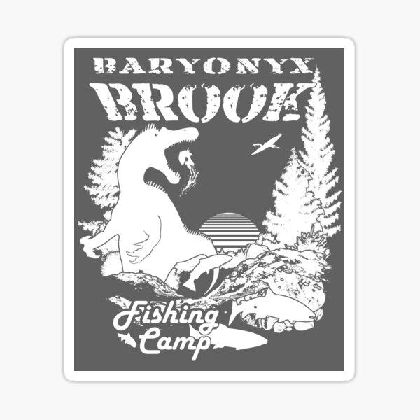 Baryonyx Brook Sticker