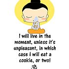 Little Yogi Cookie Thought by FRANKEY CRAIG