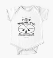 The Three Broomsticks One Piece - Short Sleeve