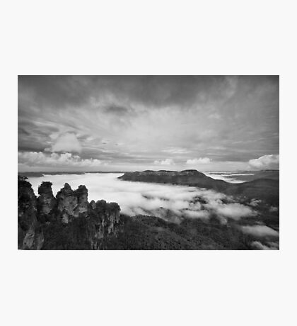 The Three Sisters, Katoomba Photographic Print