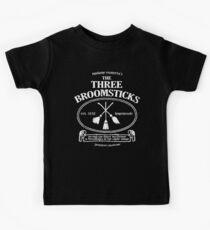 The Three Broomsticks Variant Kids Tee