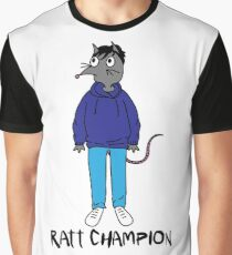 Ratt Champion Graphic T-Shirt