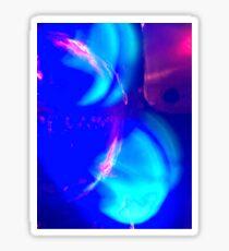 Glow 1 Sticker