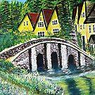 Barbara's Cornwall by WhiteDove Studio kj gordon