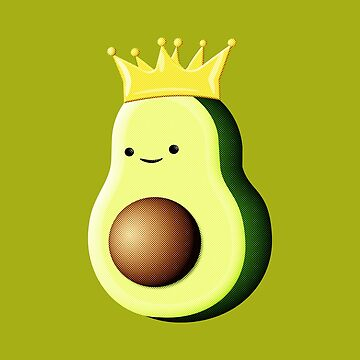 Avocado The King Of All Fruits by Almdrs