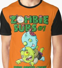 Zombie Subs #1 Graphic T-Shirt