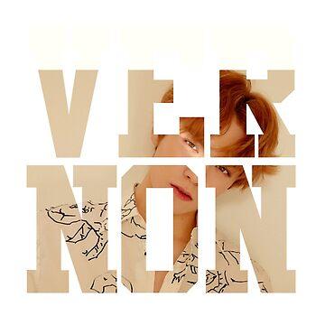 SEVENTEEN Vernon by nurfzr