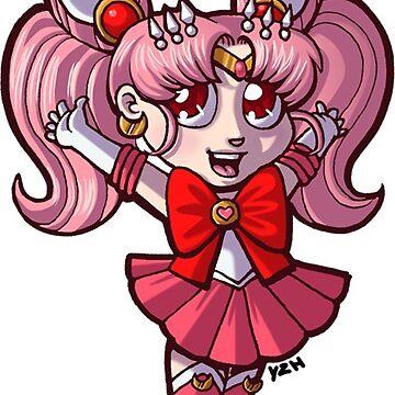 Sailor Chibi Moon by zakniteh