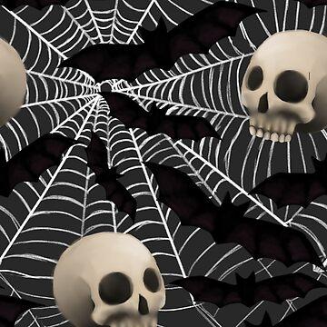 Creepy Pattern by Morrolane