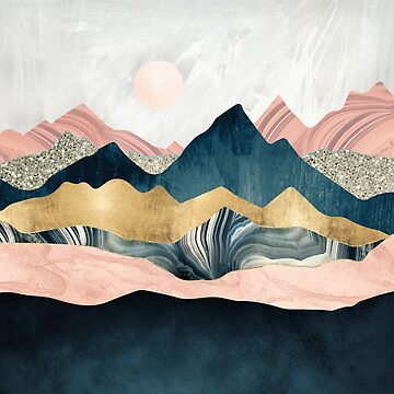 Plush Peaks by spacefrogdesign