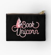 BOOK UNICORN Studio Pouch