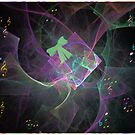 The Gift..Fractal by judygal