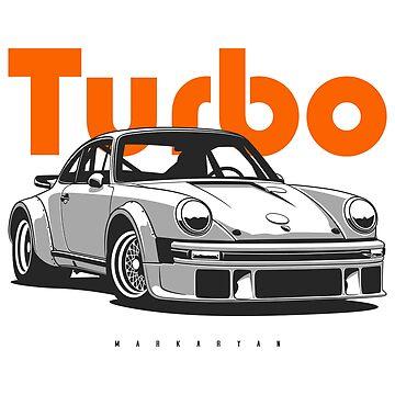 934 Turbo RSR by OlegMarkaryan