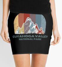 Cuyahoga Valley National Park Ohio Mini Skirt