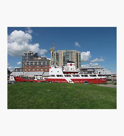 Coast Guard Photographic Print