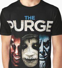 The Purge Trilogi Graphic T-Shirt