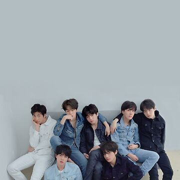 BTS LOVE YOURSELF TEAR CONCEPT PHOTO POSTER by ohsenshine