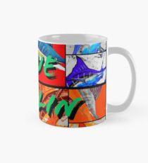 Blue Marlin  Classic Mug