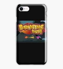 Burning Rush - Android Indie Game iPhone Case/Skin