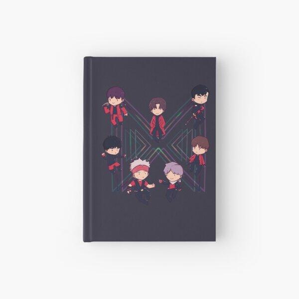 Monsta X Hardcover Journal