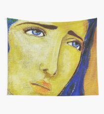 Mother of Sorrow Wall Tapestry