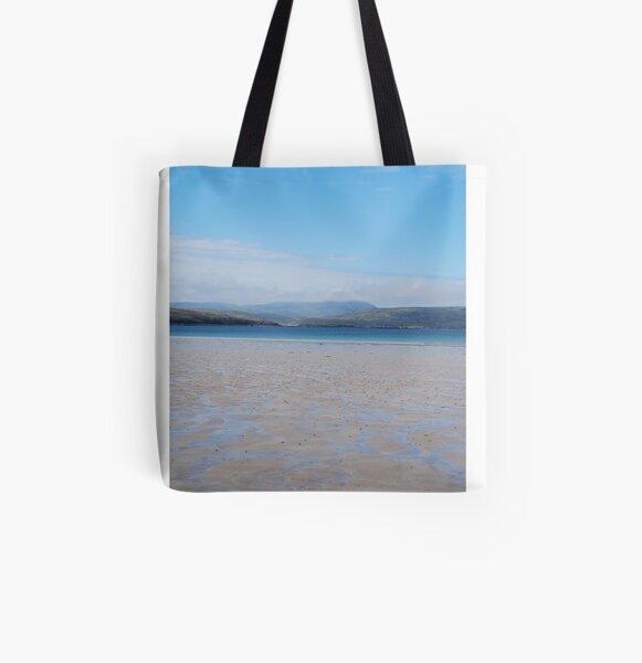 Balnakeil Beach 2 All Over Print Tote Bag
