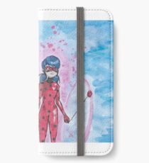 Ladybug and Chat Noir iPhone Wallet/Case/Skin