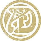 Alexander Devenport - The Distressed Logo by alexanderdev