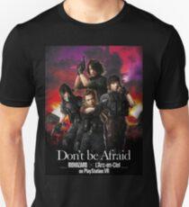 L'arc~en~ciel Don't Be Afraid S*T*A*R*S Unisex T-Shirt