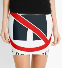 My home is a no pants zone Mini Skirt