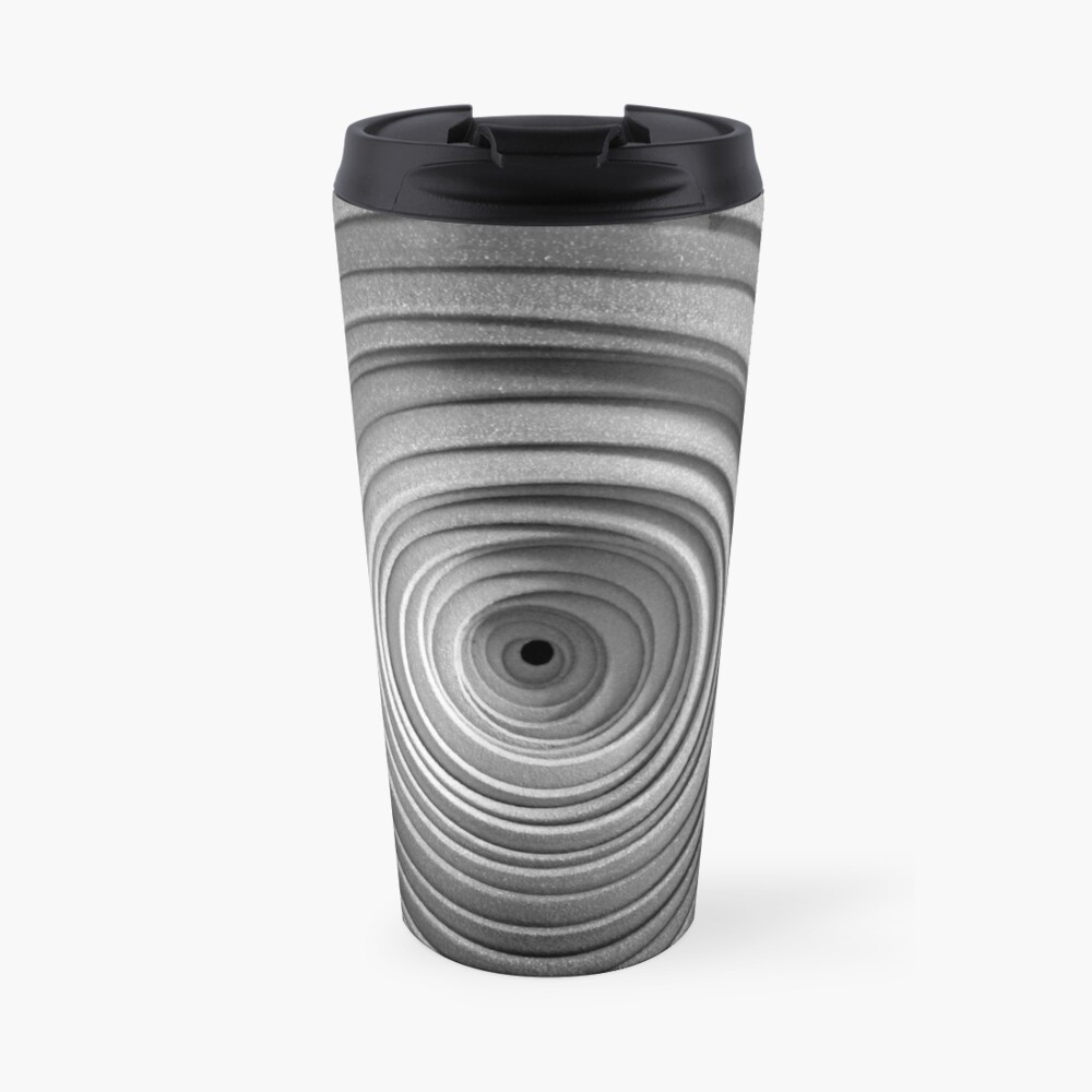 In the hole Travel Mug