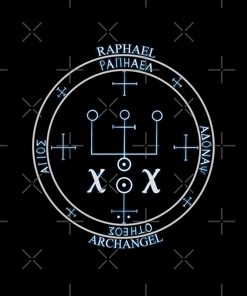 ARCHANGEL RAPHAEL sigil seal