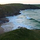 The beach, Durness Scotland by Mishimoto