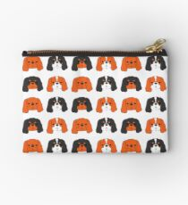 Cavalier King Charles Spaniel - Blenheim, Tri, Ruby, and Black and Tan Studio Pouch
