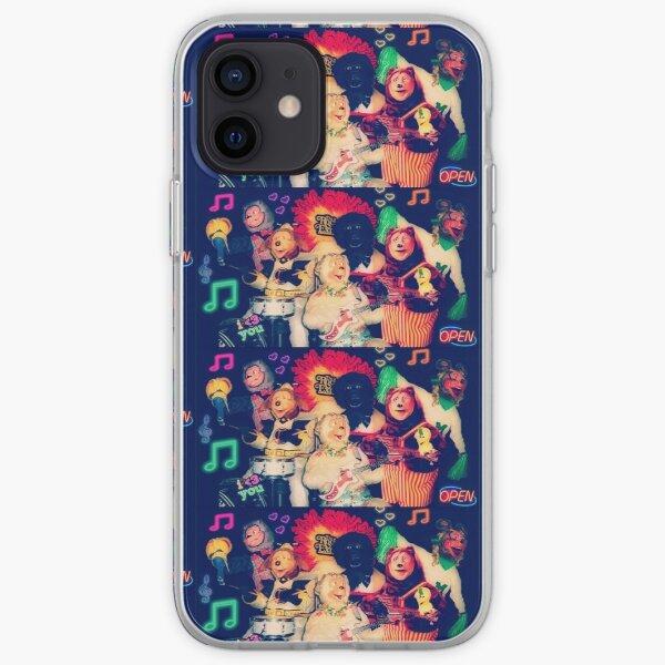 Rock afire explosion! iPhone Soft Case