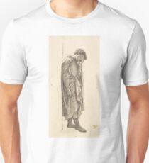The Prince's Progress by Dante Gabriel Rossetti Unisex T-Shirt