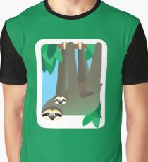 Sloth #2 Graphic T-Shirt