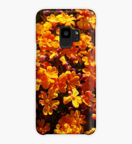 Hibbertia stellaris Case/Skin for Samsung Galaxy