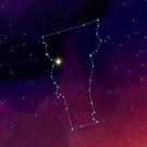 Vermont Constellation by terrorbunny