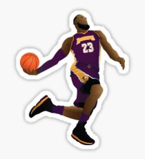 LAbron Sticker