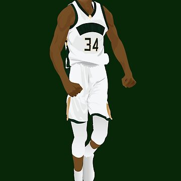 THE GREEK FREAK by Mrbadapplez