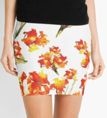 Floral Celebration Mini Skirt